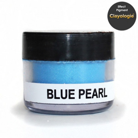 Blue Pearl Effect Pigment, 5ml jar