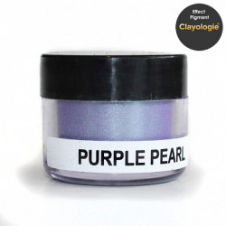 Purple Pearl Effect Pigment, 5ml jar