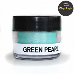 Green Pearl Effect Pigment, 5ml jar